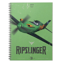 Ripslinger No. 13 Notebook