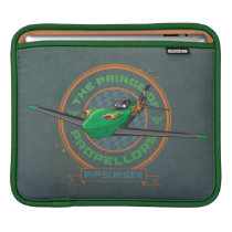Ripslinger - The Prince of Propellors iPad Sleeve
