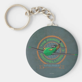 Ripslinger - The Prince of Propellors Keychain