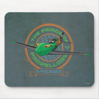 Ripslinger - The Prince of Propellors Mouse Pad