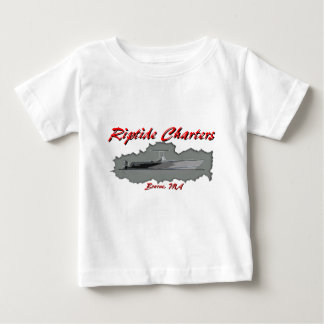 Riptide Charters Baby T-Shirt
