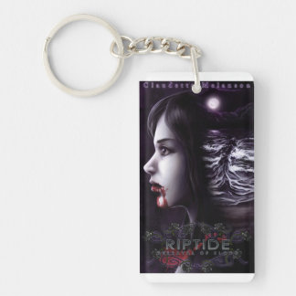 Riptide Cover Keychain