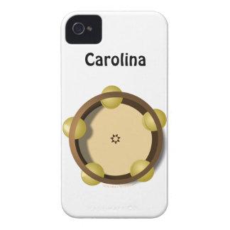 Riq Tambourine Percussion Custom Name iphone 4g iPhone 4 Case