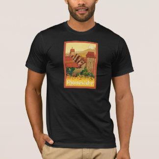 Riquewihr ~ Vintage French Travel T-Shirt
