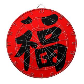 Riqueza en caligrafía del chino tradicional