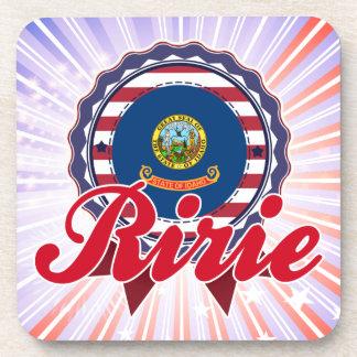 Ririe, ID Beverage Coasters
