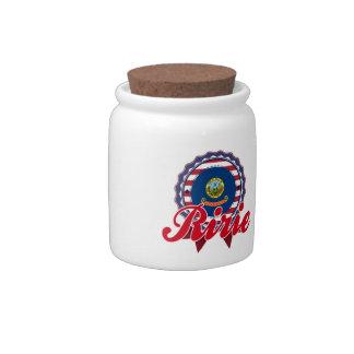 Ririe, ID Candy Jar