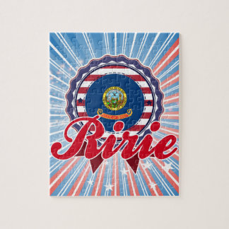 Ririe, ID Jigsaw Puzzles