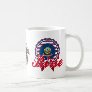 Ririe, ID Mug