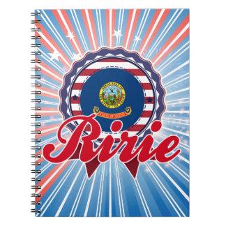 Ririe, ID Notebooks