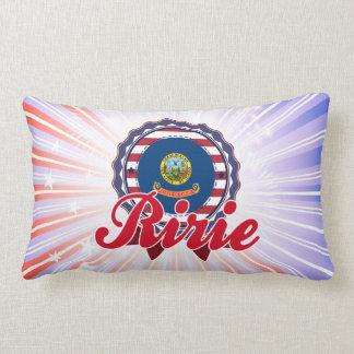 Ririe, ID Throw Pillows