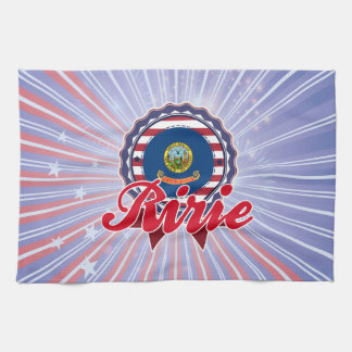 Ririe, ID Towel