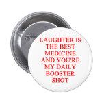 risa i la mejor medicina pins