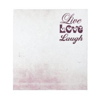 Risa viva del amor blocs