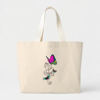 Risa viva del amor bolsas