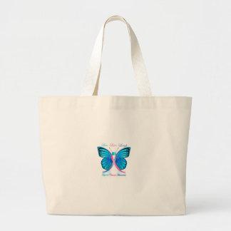 Risa viva del amor de la mariposa de la tiroides bolsas