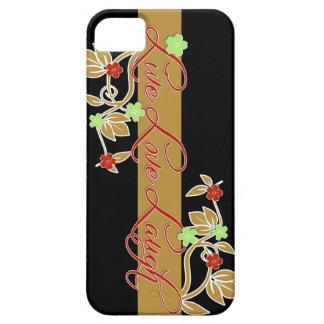 Risa viva del amor funda para iPhone SE/5/5s