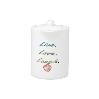 Risa viva del amor