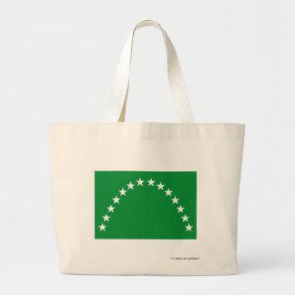 Risaralda Flag Large Tote Bag