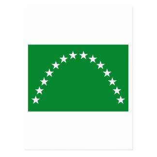 Risaralda Flag Postcard