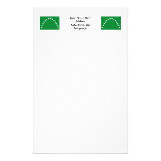 Risaralda Flag Stationery
