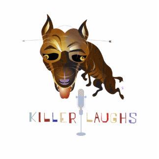 Risas del asesino - ejemplo de ZooDo Fotoescultura Vertical