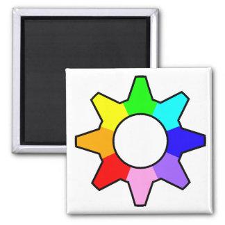 RISC OS Blog square magnet