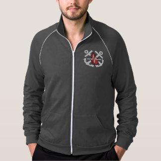 Rise 2 Exercise Anchor & Crest Jacket