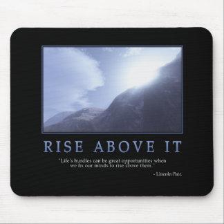 Rise Above It Mousepad