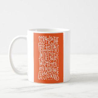 Rise Above Their Circumstances Mug