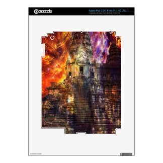 Rise Again Angkor iPad 3 Skin