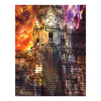 Rise Again Angkor Letterhead