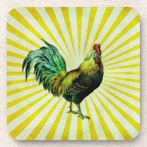 Rise and Shine Beverage Coaster