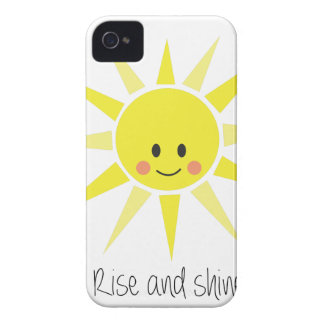 Rise and Shine iPhone 4 Cover