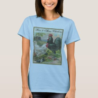 Rise and Shine Cluckers T-shirt