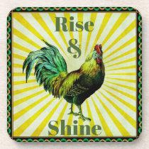 Rise and Shine Coaster
