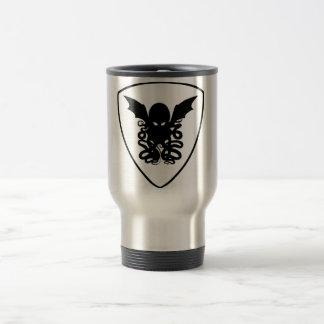 Rise and Shine Cthulhu - Travel Mug