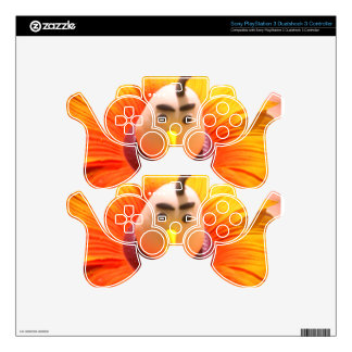 Rise and Shine Happy birds Sunshine Holidays PS3 Controller Skins