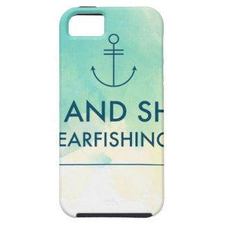 Rise and Shine It's Spearfishing Time iPhone SE/5/5s Case