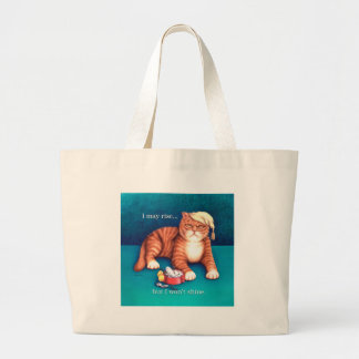 Rise and Shine Large Tote Bag
