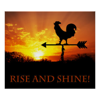 Rise and Shine! Poster