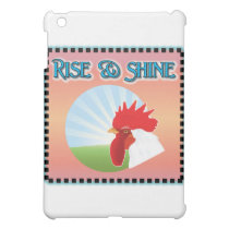 Rise and Shine Rooster Case For The iPad Mini