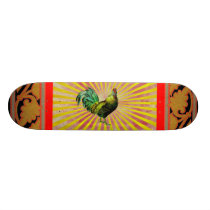 Rise and Shine Skateboard