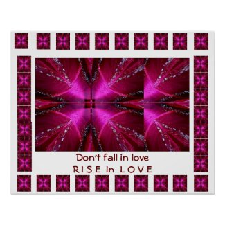 RISE in Love - Don't FALL in love