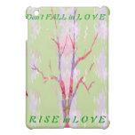 RISE in LOVE - Don't FALL in Love iPad Mini Cases