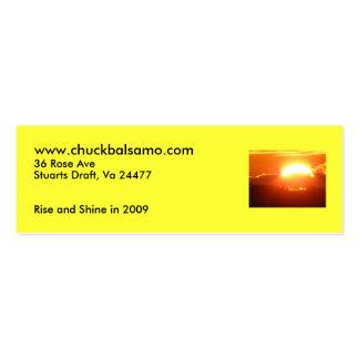 Rise Mini Business Card