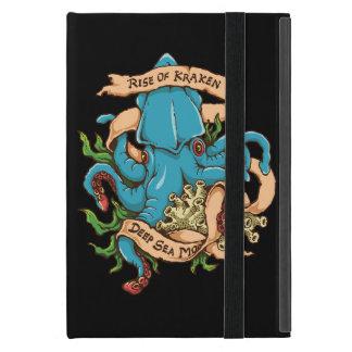 Rise of Kraken Monster Octopus Case For iPad Mini