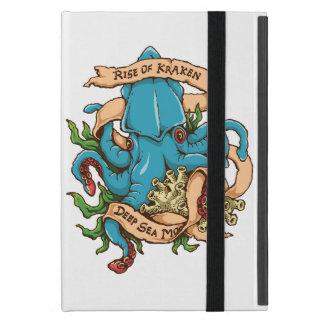 Rise of Kraken Monster Octopus iPad Mini Cases