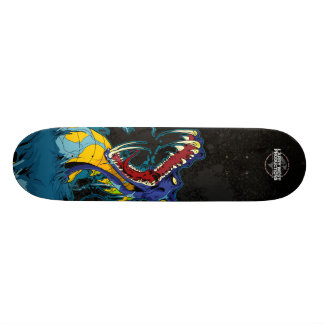 Rise of the Leviathan Skateboard Deck