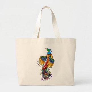 Rise of the Phoenix Canvas Bag